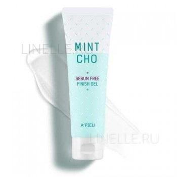 Mint cho sebum free finish gel [Финишный гель для жирной кожи]