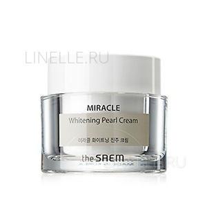 Miracle whitening pearl cream [Крем дневной осветляющий]