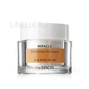 Miracle whitening vita cream [Крем ночной осветляющий]