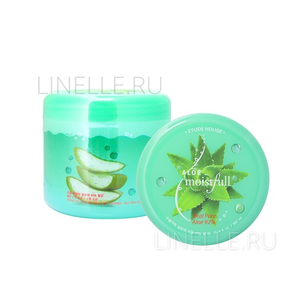ETUDE HOUSE Moistfull aloe soothing gel