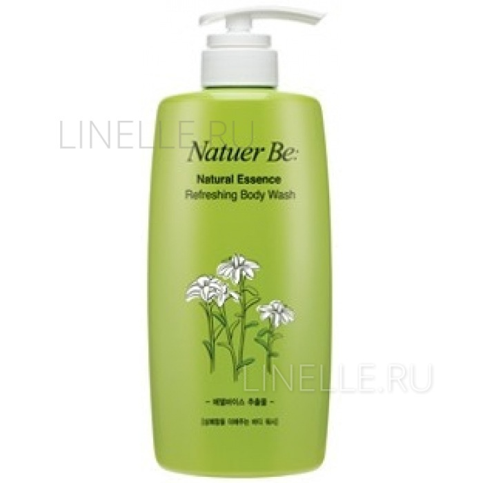 ENPRANI Natuer be natural essence moisturizing body wash