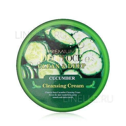 DEOPROCE Natural skin cucumber nourishing cream