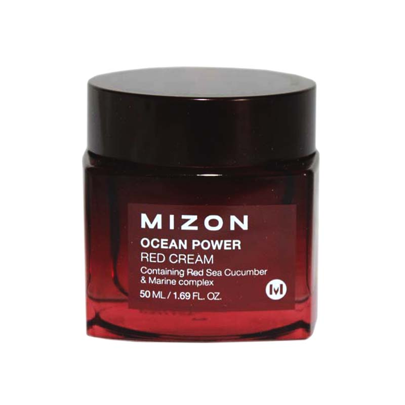 Ocean power red cream [Крем на основе экстрата трепанга]