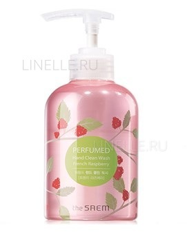 THE SAEM Perfumed hand clean wash (french raspberry)