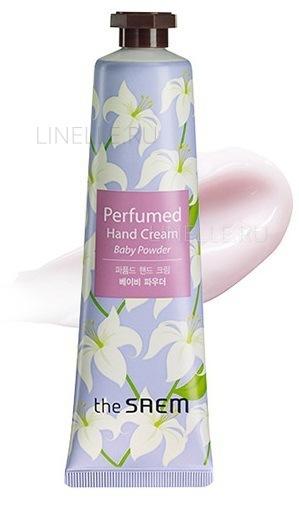 THE SAEM Perfumed hand cream baby powder