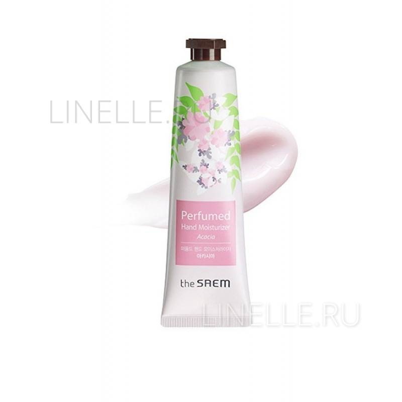 THE SAEM Perfumed hand moisturizer acacia