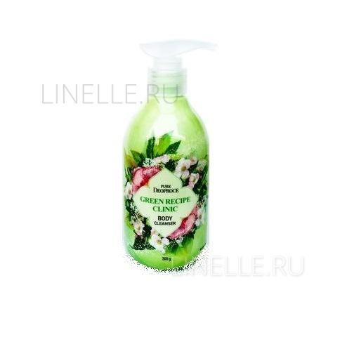 DEOPROCE Pure deoproce green recipe clinic body cleanser