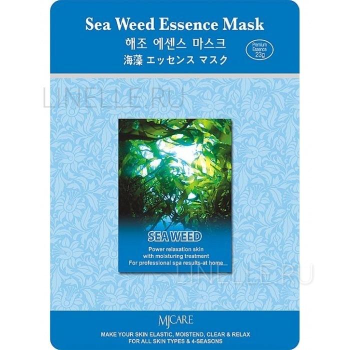 Sea weed essence mask [Маска тканевая морские водоросли]