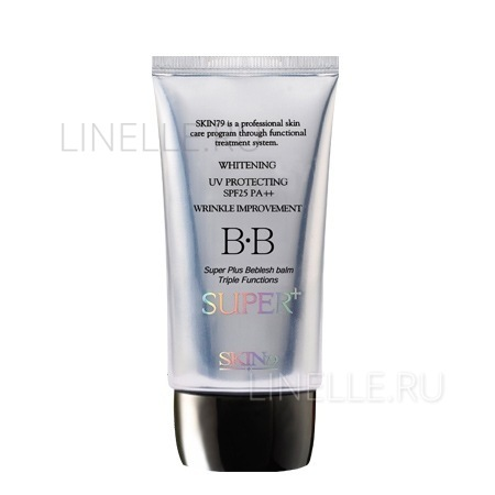 SKIN79 Super plus beblesh balm spf25 pa++(silver)