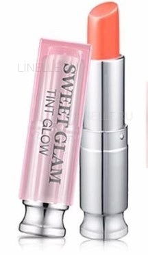 Sweet glam tint glow juicy orange [Тинт-бальзам увлажняющий]