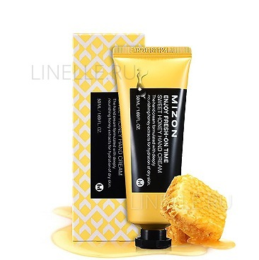 MIZON Sweet honey hand cream