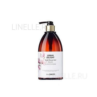 THE SAEM Urban delight body shower gel (blossom)