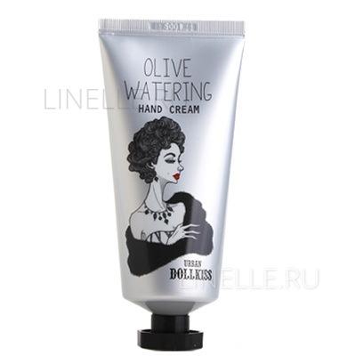 HOLIKA HOLIKA Urban dollkiss olive watering hand cream