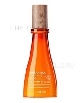 Эмульсия THE SAEM Urban eco harakeke firming seed emulsion
