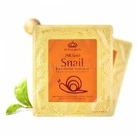 24k gold snail bio cellulose mask sheet [Био Целлюлозная маска от морщин 24 карата золота с экстрактом улиточной слизи]