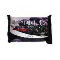 Acai berry peeling soap [Мыло с отшелушивающим эффектом с асаи]