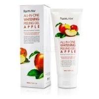 All-in-one whitening peeling gel apple [Пилинг гель с экстрактом яблока ]