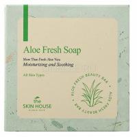 "Aloe Fresh Soap 90g [Мыло для умывания с экстрактом алоэ ""Aloe Fresh""]"