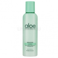 "Aloe soothing essence 90% emulsion [Эмульсия для лица ""Алоэ Сузинг Эссенс 90%""]"