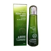 Aloe vera oasis toner [Тонер для лица с экстрактом алое вера]