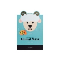 Animal mask series - sheep [Маска тканевая с витамином С и арбутином]