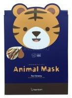 Animal mask series - tiger [Маска тканевая с экстрактом женьшеня]