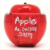 Apple ac therapy sleeping pack  [Маска ночная для проблемной кожи яблоко]