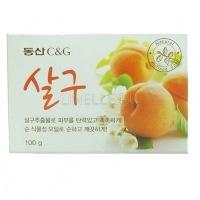 Apricot soap [Мыло туалетное абрикос]