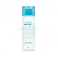 Aqua marine mineral skin [ Тонер минеральный увлажняющий]