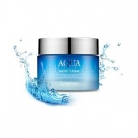 Aqua moist cream [Крем для лица увлажняющий]