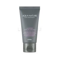 Aqua nature blackhead clean-off nose pack [Маска-пленка]