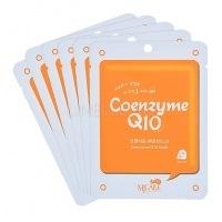 Are on coenzyme q10 mask pack [Маска тканевая с коэнзимом]