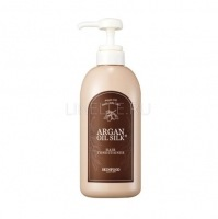 Argan oil silk plus hair conditioner [Кондиционер для вослос с аргановым маслом]