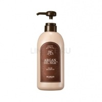 Argan oil silk plus shampoo [Шампунь для вослос с аргановым маслом ]