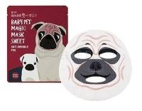 Baby pet magic mask sheet 01 Pug [Маска для лица тканевая антивозрастная]