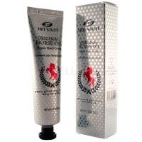 Baekoksen original horse oil hand cream [Крем для рук питательный с лошадиным жиром]
