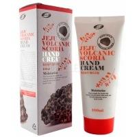 Baekoksen volcanic scoria hand cream [Крем для рук с вулканическим пеплом острова Чечжу]