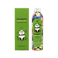 Bamboo charcoal fresh cleansing foam [Пенка для умывания с бамбуковым углем]