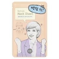 Before mask sheet - interview [Маска для лица листовая]