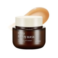 Bellflower with honey heating mask [Маска для лица с медом согревающая]