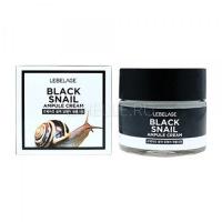 Black Snail Ampule Cream [Ампульный крем с муцином чёрной улитки]