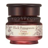 Black pomegranate cream [Крем для лица гранатовый ]