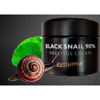 Black snail prestige cream [Крем для лица муцином черной улитки]