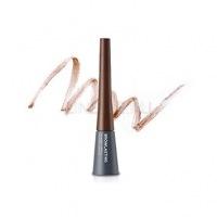 Browlasting waterproof eyebrow pencil 02 brown [Тени-карандаш для бровей ]