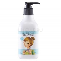 Bubble bomb body wash milk [Гель для душа молочный]