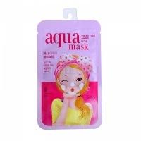 Bubble tina aqua mask [Маска для лица тканевая]