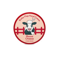 Butter plop hand cream mozza cheese [Интенсивно увлажняющий крем для рук]