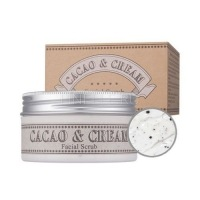 Cacao & cream facial scrub [Скраб для лица с какао]