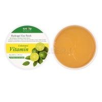 Calamansi vitamin hydrogel eye patch [Патчи для глаз гидрогелевые]
