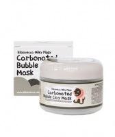 Carbonated bubble clay mask [Маска для лица глиняно-пузырьковая]